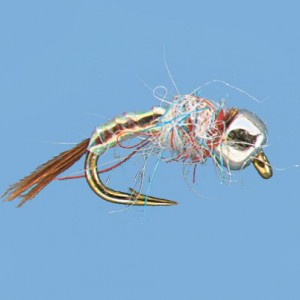 Egan's Tungsten Rainbow Warrior - Winter Fly Fishing - Fly Fishing Basics