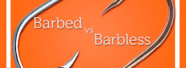 Barbed vs Barbless Hooks