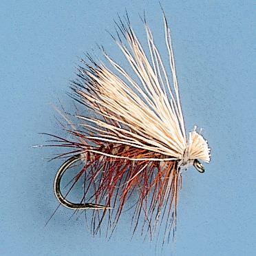 Elk Hair Caddis - Top 5 Summertime River Flies