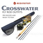 Redington Crosswater Fly Rod Outfit Fly Fishing Gift