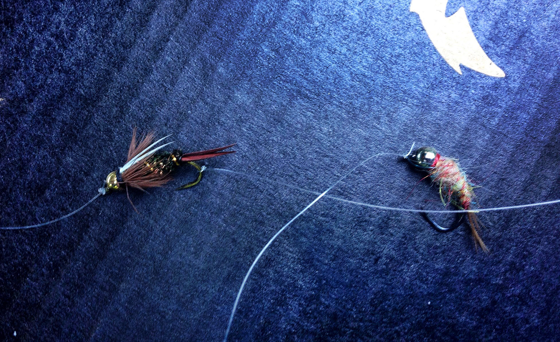 The two fly setup the fly fishing basics for Fly fishing 101