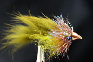 Streamer Fishing Tactics