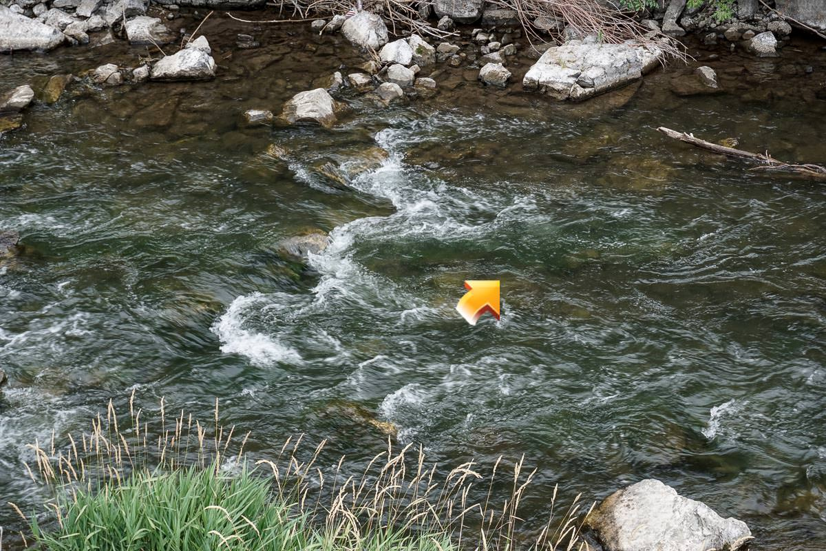 Fly fishing pocket water 3 places to fish the fly for Fishpond fly fishing