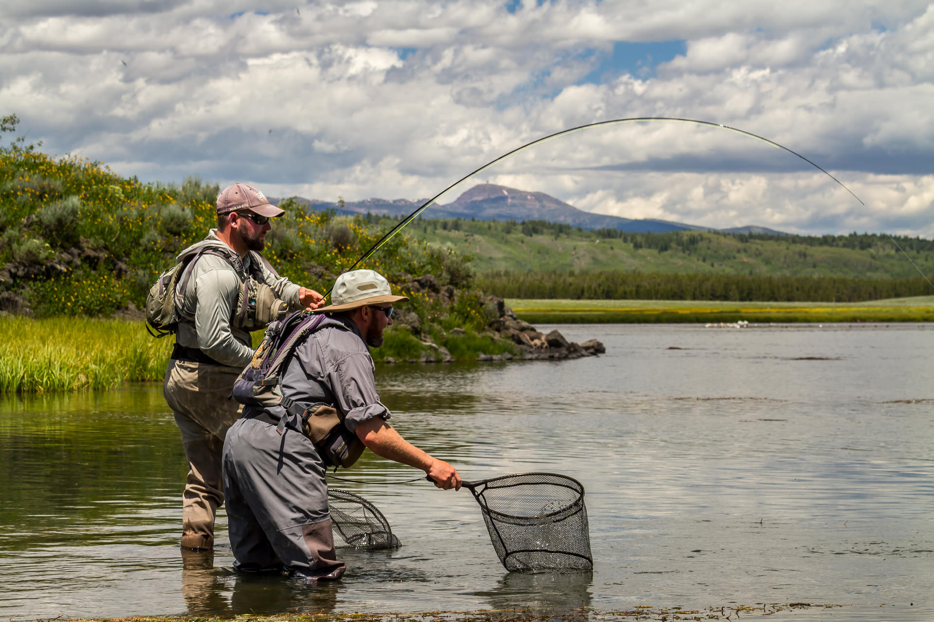 The Basics of Trout Fishing