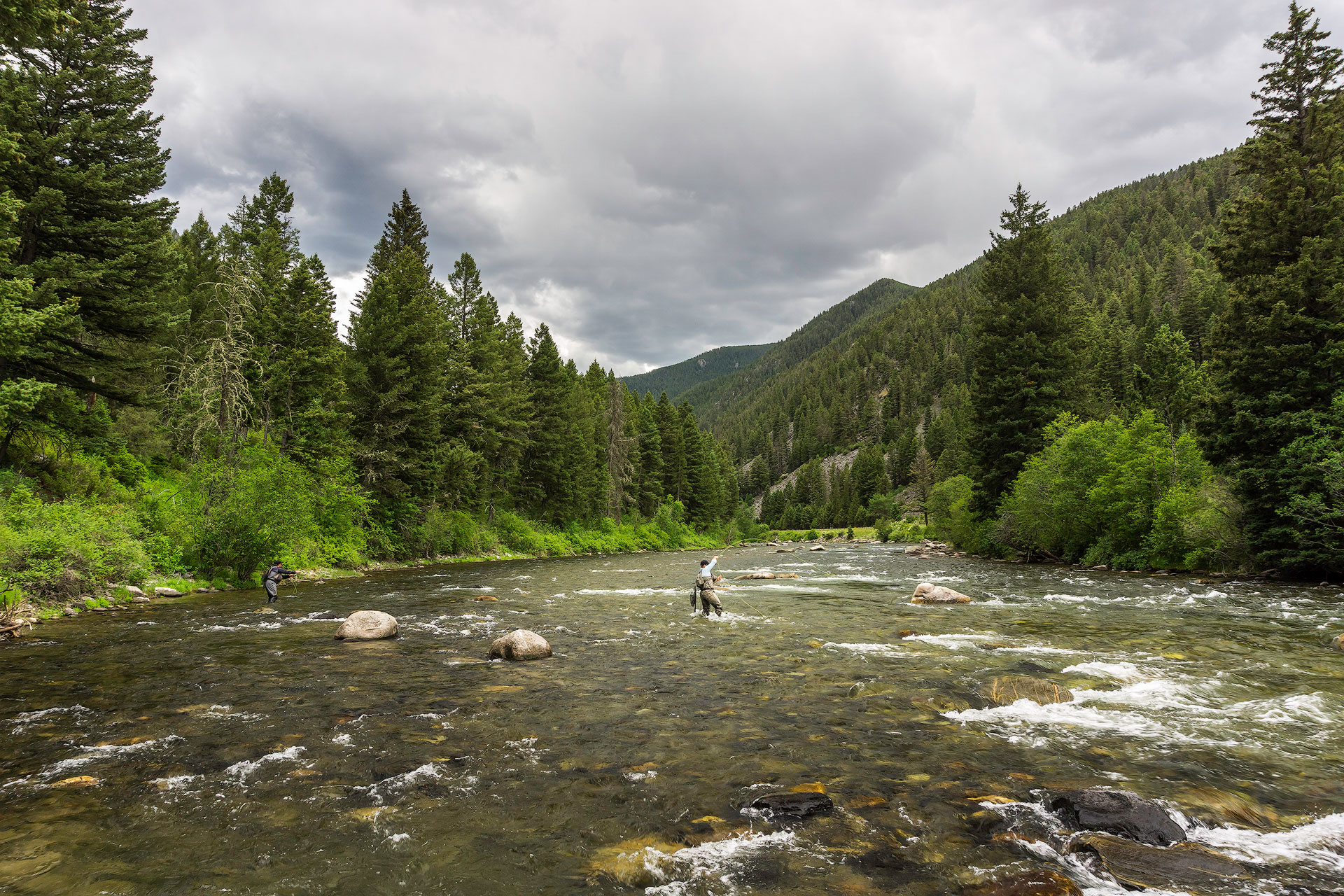 Fly Fishing for Beginners - Clint Losee Fly Fishing Photography
